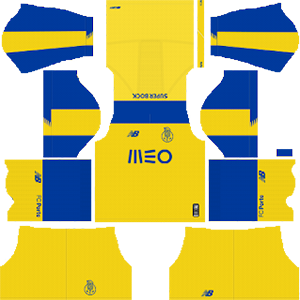 FC Porto Away Kit