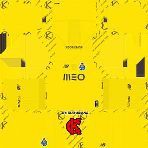 FC Porto Goalkeeper Third Kit