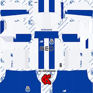 FC Porto Kits 2019/2020 Dream League Soccer