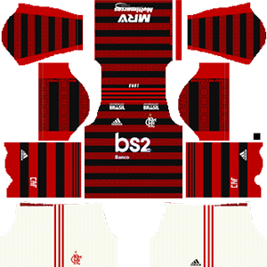 Flamengo Kits 2019/2020 Dream League Soccer