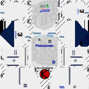 Gamba Osaka Away Kit