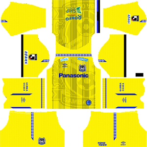 Gamba Osaka Goalkeeper Away Kit