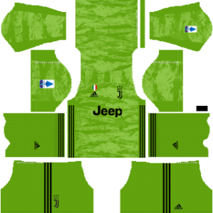 Juventus GoalKeeper Away Kit