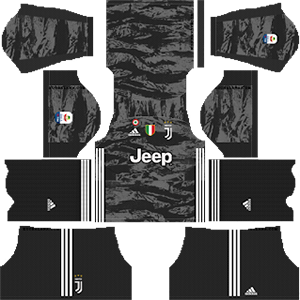 Juventus Goalkeeper Home Kit