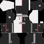 Juventus Kits 2019/2020 Dream League Soccer