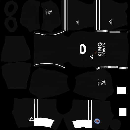 Leicester City Away Kit