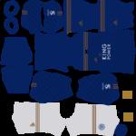 Leicester City Kits 2020 Dream League Soccer