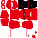 Manchester United Kits 2020 Dream League Soccer