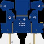 Leicester City Kits 2019/2020 Dream League Soccer