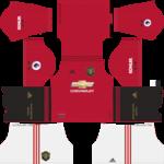 Manchester United Kits 2019/2020 Dream League Soccer