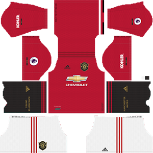 Manchester United Kits 2019/2020 Dream League Soccer