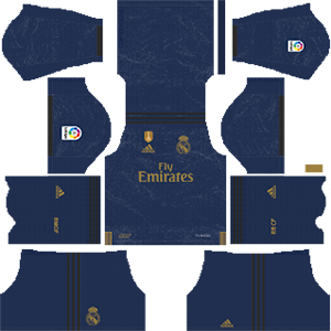 Real Madrid Away Kit 2019-20