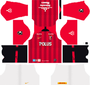 Urawa Red Diamonds Kits 2019/2020 Dream League Soccer