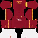 AS Roma Kits 2019/2020 Dream League Soccer