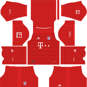 FC Bayern Munich Kits 2019/2020 Dream League Soccer