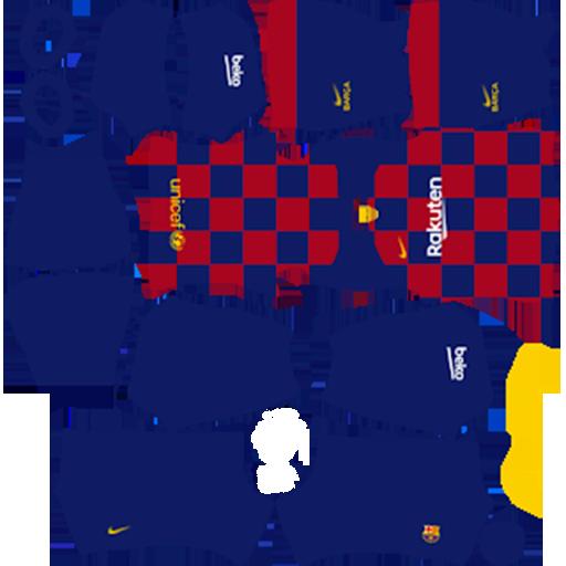 Barcelona Kits 2020 Dream League Soccer