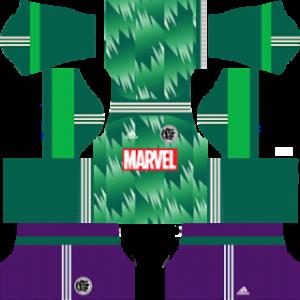 Adidas Hulk Kit