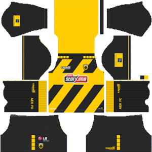AEK FC Kits 2019/2020 Dream League Soccer
