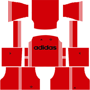 Adidas Goalkeeper Home Kit