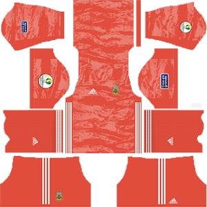 Argentina Copa America Goalkeeper Away Kit