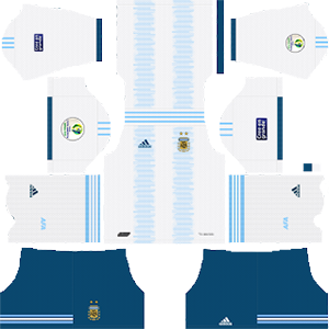 Argentina Copa America Home Kit
