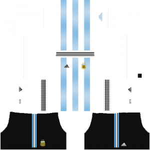 Argentina Kits 2018/2019 Dream League Soccer