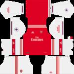 Arsenal Kits 2019/2020 Dream League Soccer