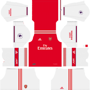 Arsenal Kits 2019/2020 Dream League Soccer