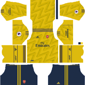 Arsenal Away Kit 2019-20
