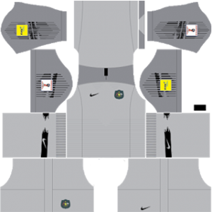 Australia World Cup 2018 GoalKeeper Away Kit
