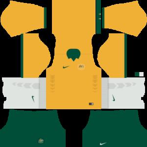 Australia Kits 2016/2017 Dream League Soccer