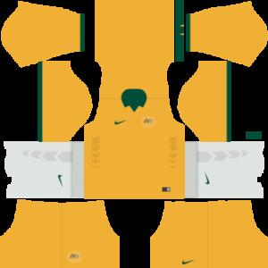 Australia Third Kit