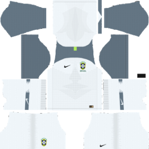 Brazil World Cup 2018 Goalkeeper Home Kit