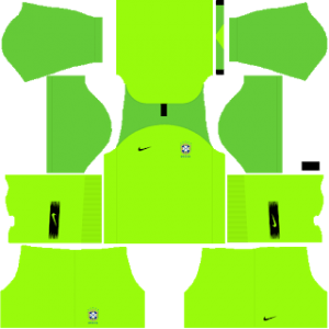Brazil Goalkeeper Third Kit