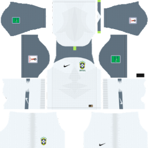 Brazil Goalkeeper Home Kit