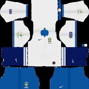Brazil Copa America Away Kit