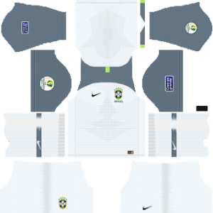 Brazil Copa America Goalkeeper Home Kit