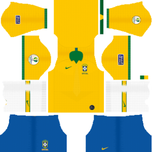 Brazil Copa America Kits 2019 Dream League Soccer