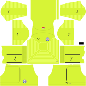 Chile Goalkeeper Away Kit