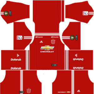 Chile Goalkeeper Home Kit