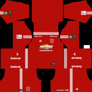 Chile Goalkeeper Home Kit