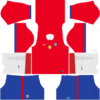 Chile Kits 2016/2017 Dream League Soccer