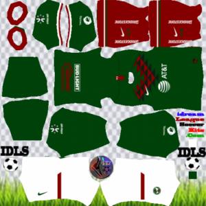 Club America Goalkeeper Fourth Kit