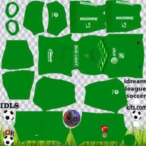 Club America Goalkeeper Third Kit