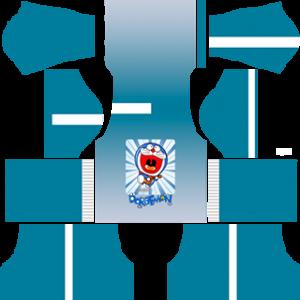 Doraemon Goalkeeper Away Kit
