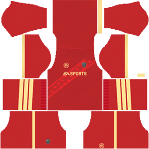 Ea Sports Fifa 19 Goalkeeper Away Kit