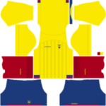 Ecuador Kits 2017/2018 Dream League Soccer