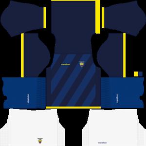 Ecuador Away Kit