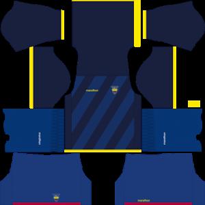 Ecuador Away Kit(2)