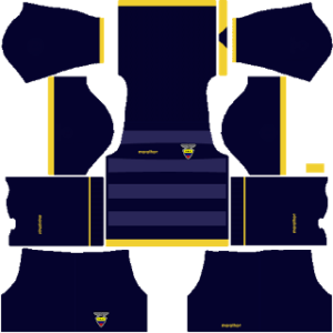 Ecuador Goalkeeper Home Kit